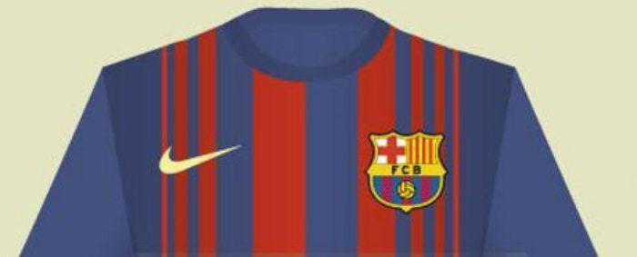 9cfaa6dc76c37 Salen a la luz las nuevas camisetas del Barcelona para la 2017 18 ...