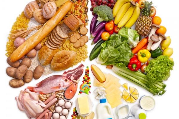 importancia de alimentos saludables