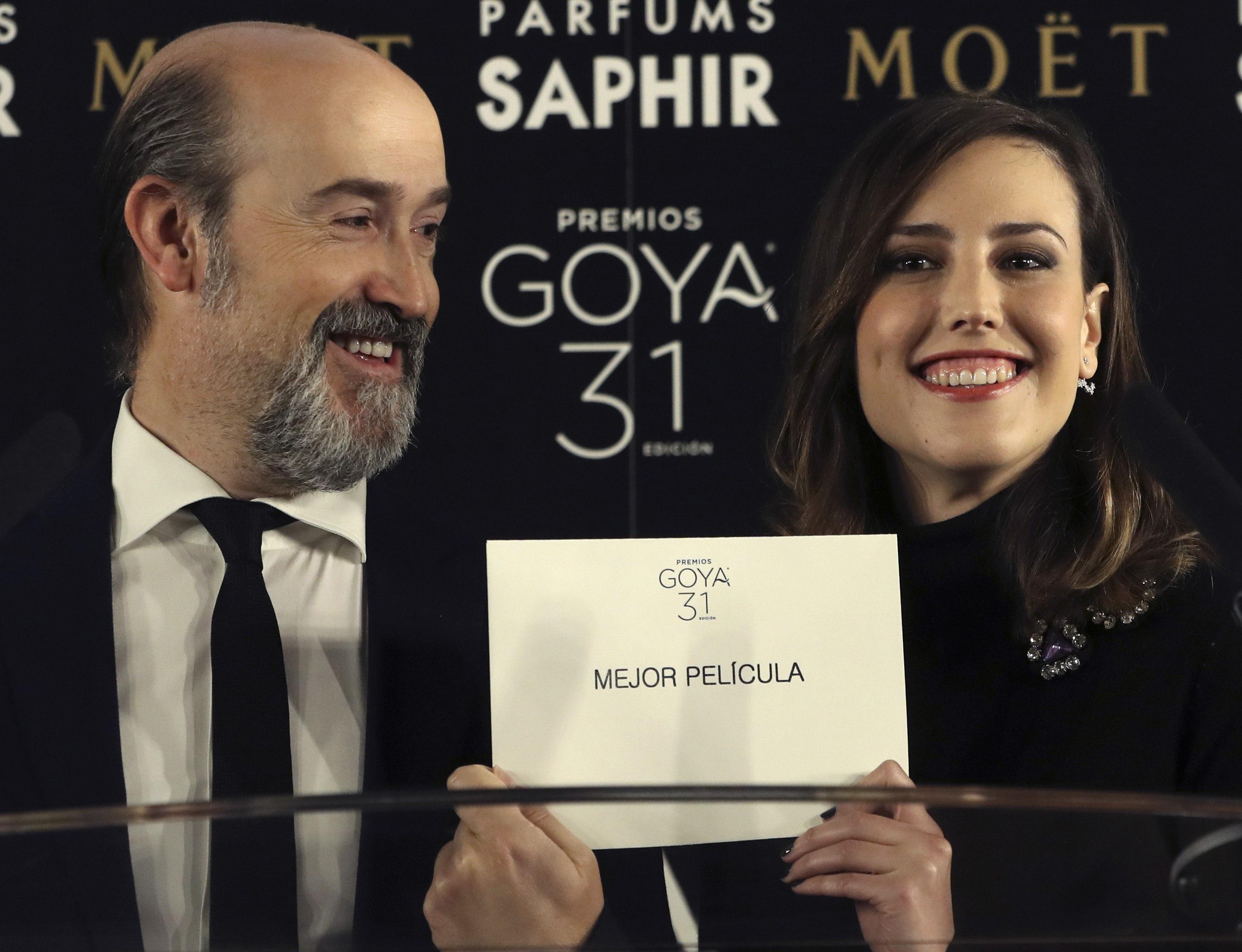 Ana Nominada Actriz Revelación Cine Porno nominaciones a los goya: nuevo varapalo para fernando trueba