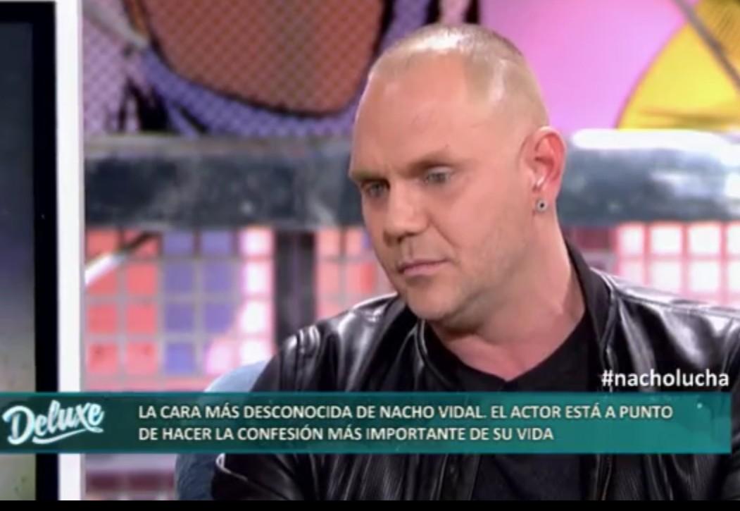 Nacho Vidal En El Deluxe Telecinco Es