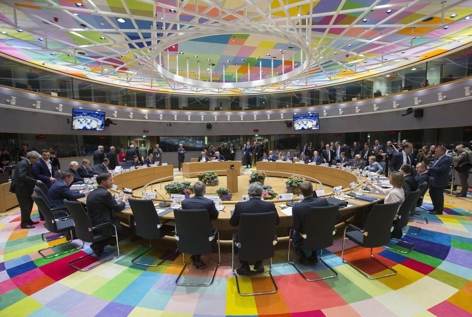 Unión Europea responde a aranceles de Trump con contramedidas