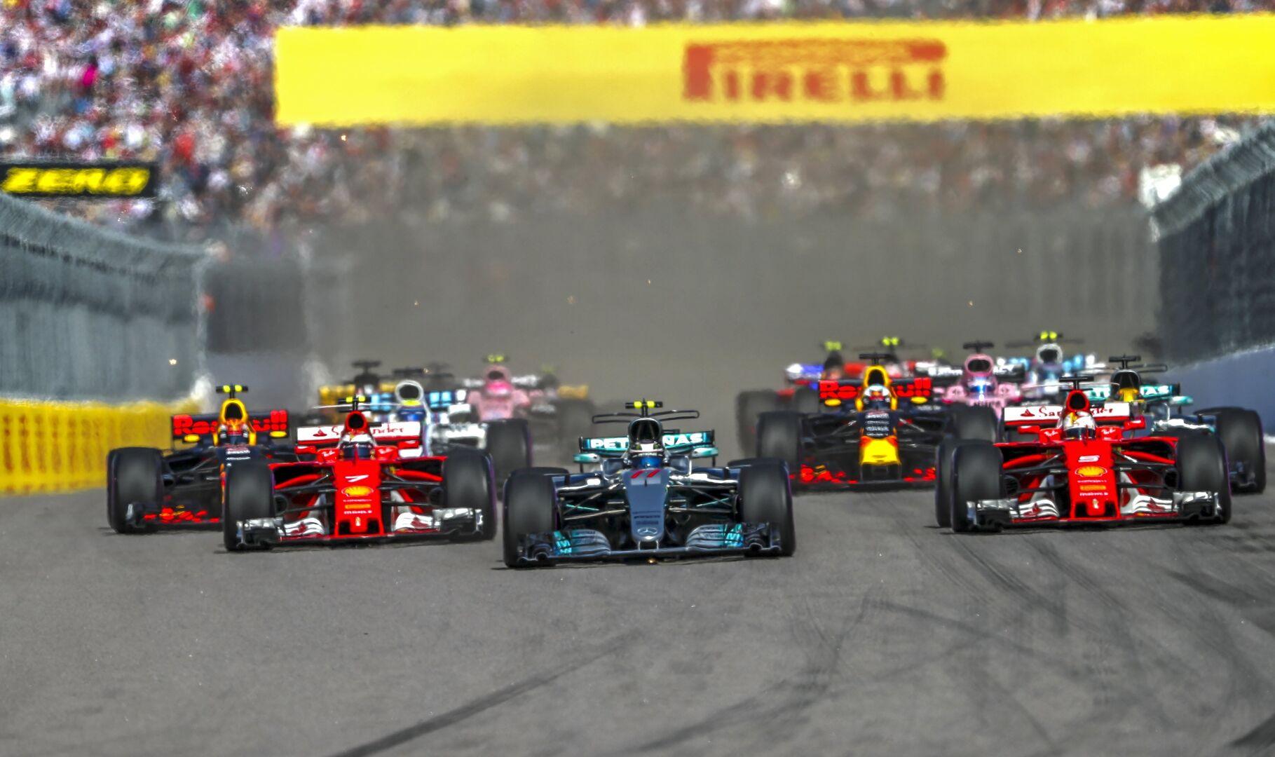 a88f595cb El Mundial de Fórmula Uno de 2018 constará de 21 pruebas —una más que en la  temporada actual—