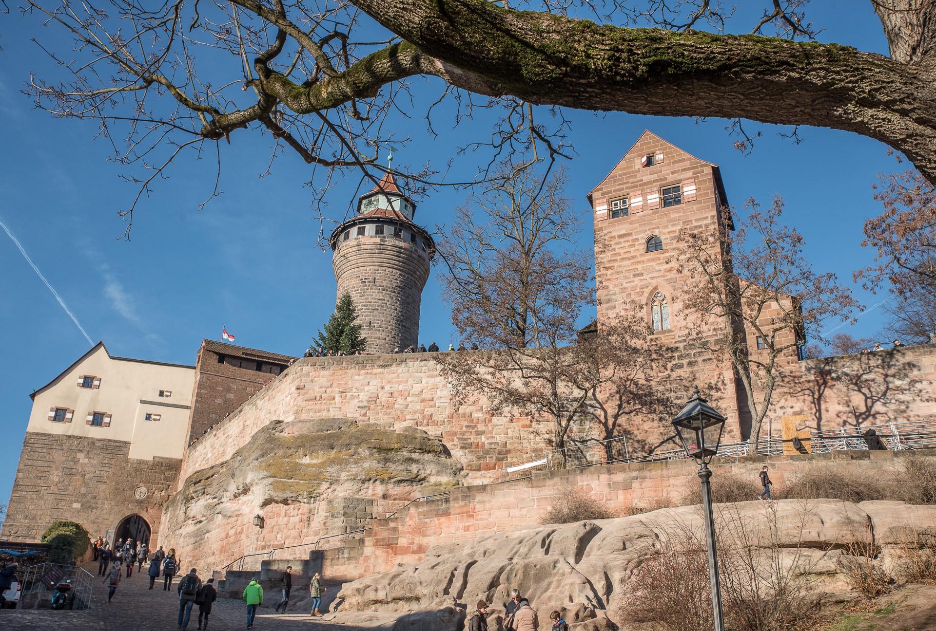 El Castillo de Nuremberg   C.Jordá
