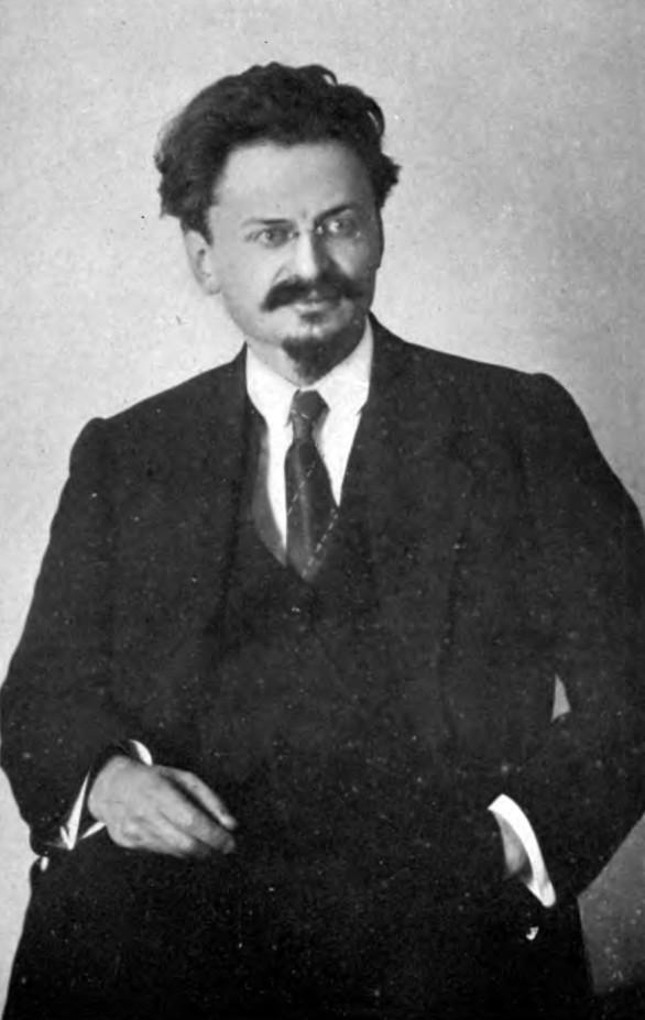 Trotski, el revolucionario que huía de la revolución