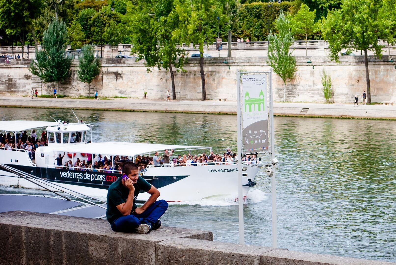 El turismo en par s no recupera las cifras previas a los atentados libre mercado - Oficina turismo paris en madrid ...