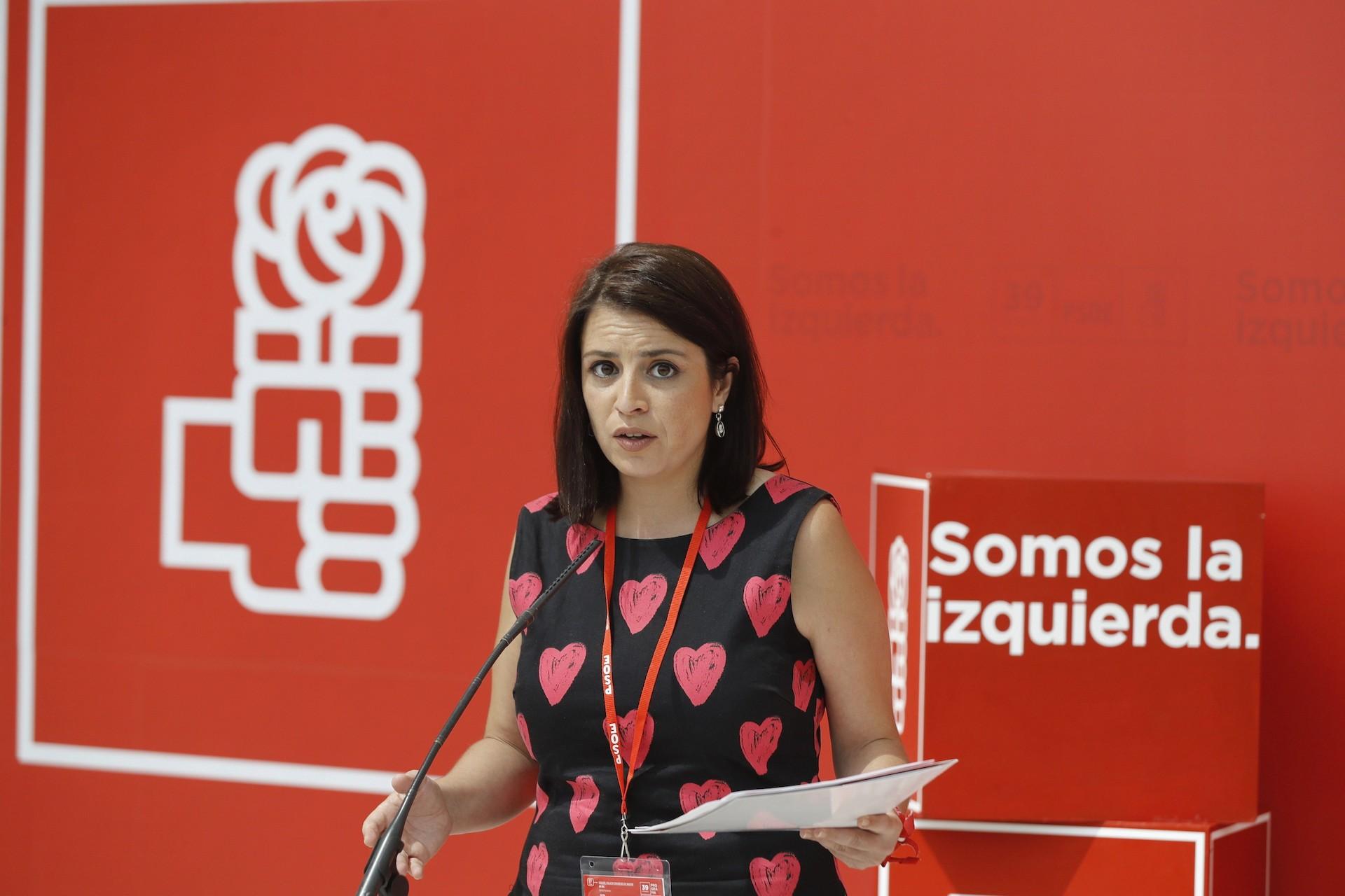 Resultado de imagen de Lastra (PSOE)