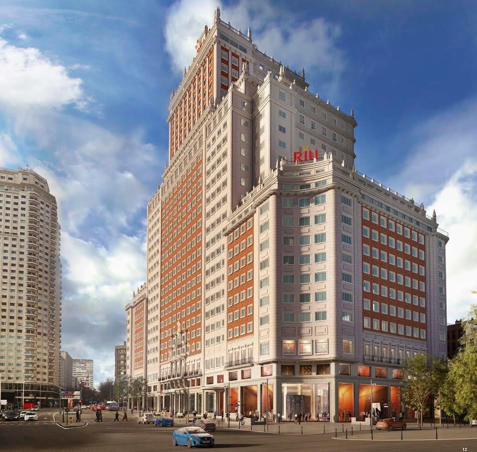 Madrid objetivo prioritario de las cadenas de hoteles de Hotel lujo sierra madrid