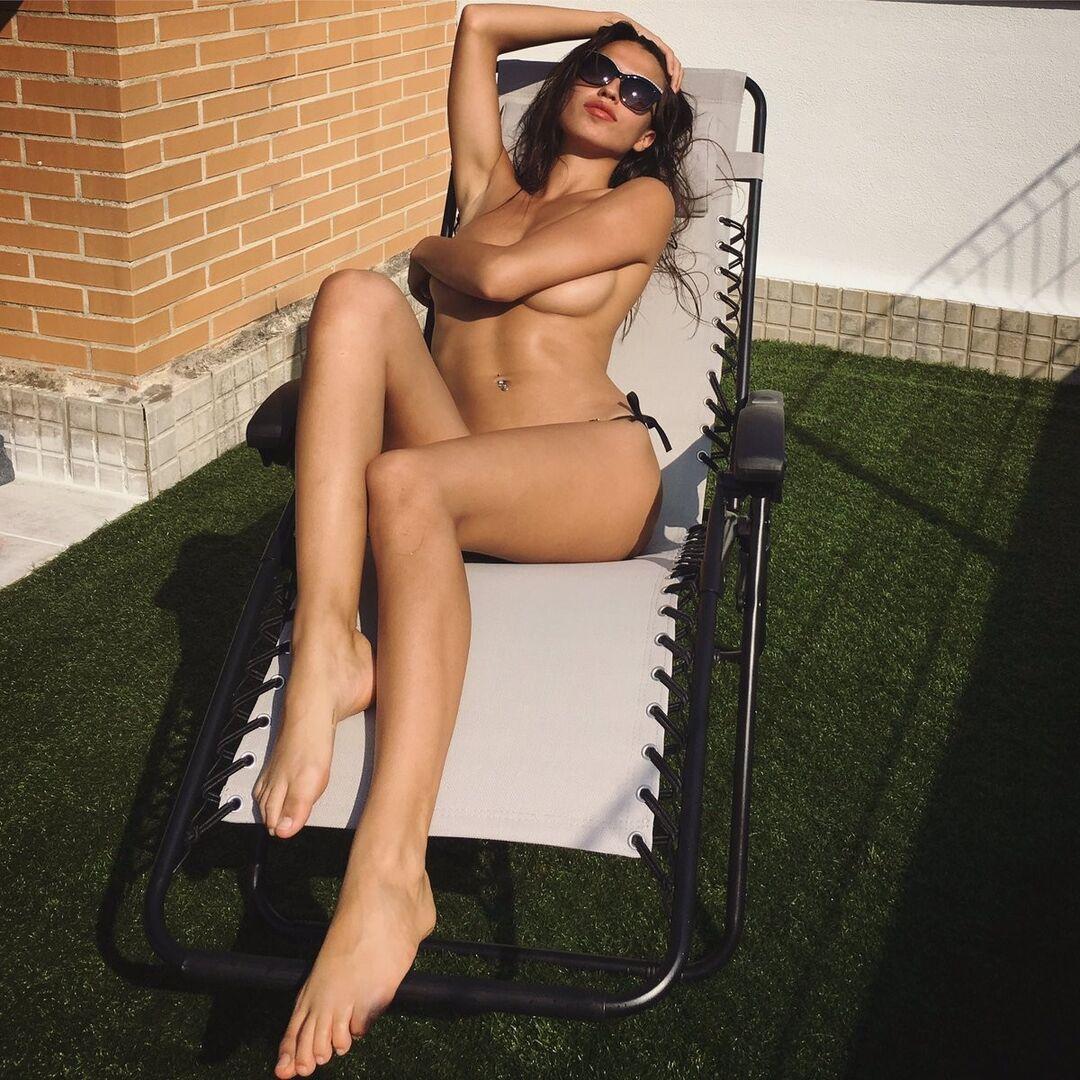 Sofía Suescun Se Desnuda Para Dar La Bienvenida Al Verano Chic