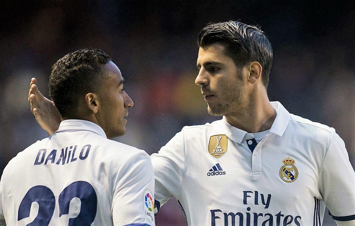 El Real Madrid vende a Morata y Danilo por más de 100 millones - Libertad  Digital