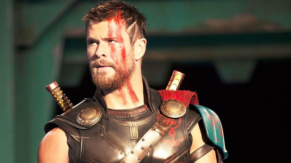 El rechazo de DiCaprio que Chris Hemsworth no olvida  Thor-ragnarok-photo-Chris-Hemsworth