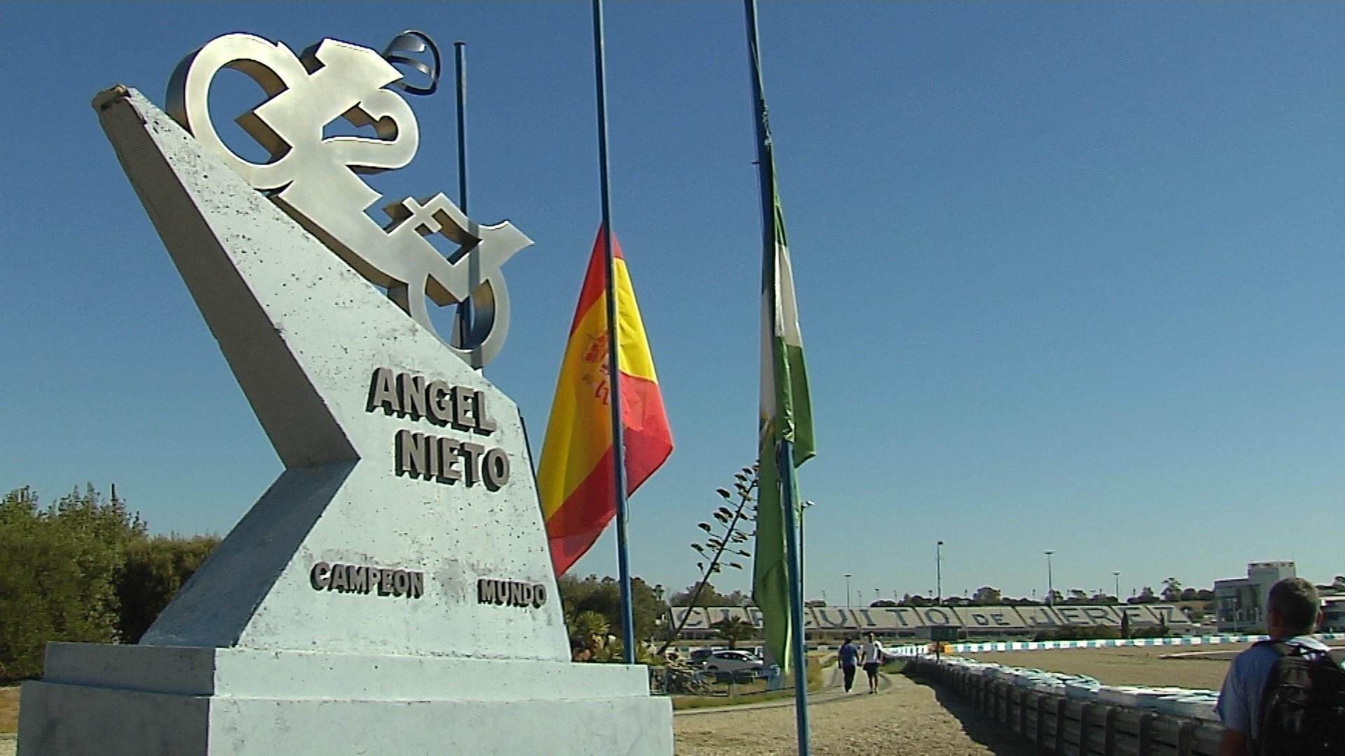 Circuito De Jerez : El circuito de jerez pasará a llamarse Ángel nieto libertad digital