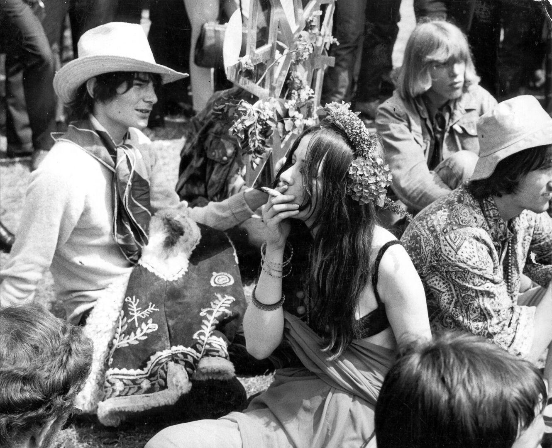 d57e69e83 Aquel verano 'hippy' del 67 - Libertad Digital - Cultura