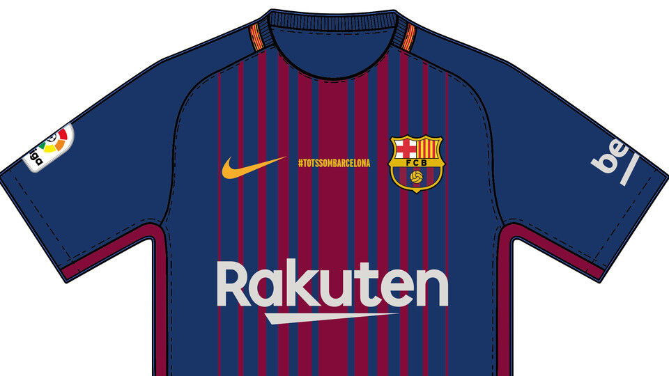 Camiseta Sevilla FC R. Mesa