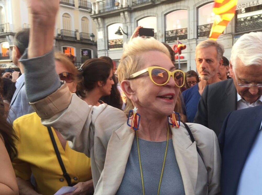 Karmele Marchante denuncia que Plácido Domingo la acosó sexualmente