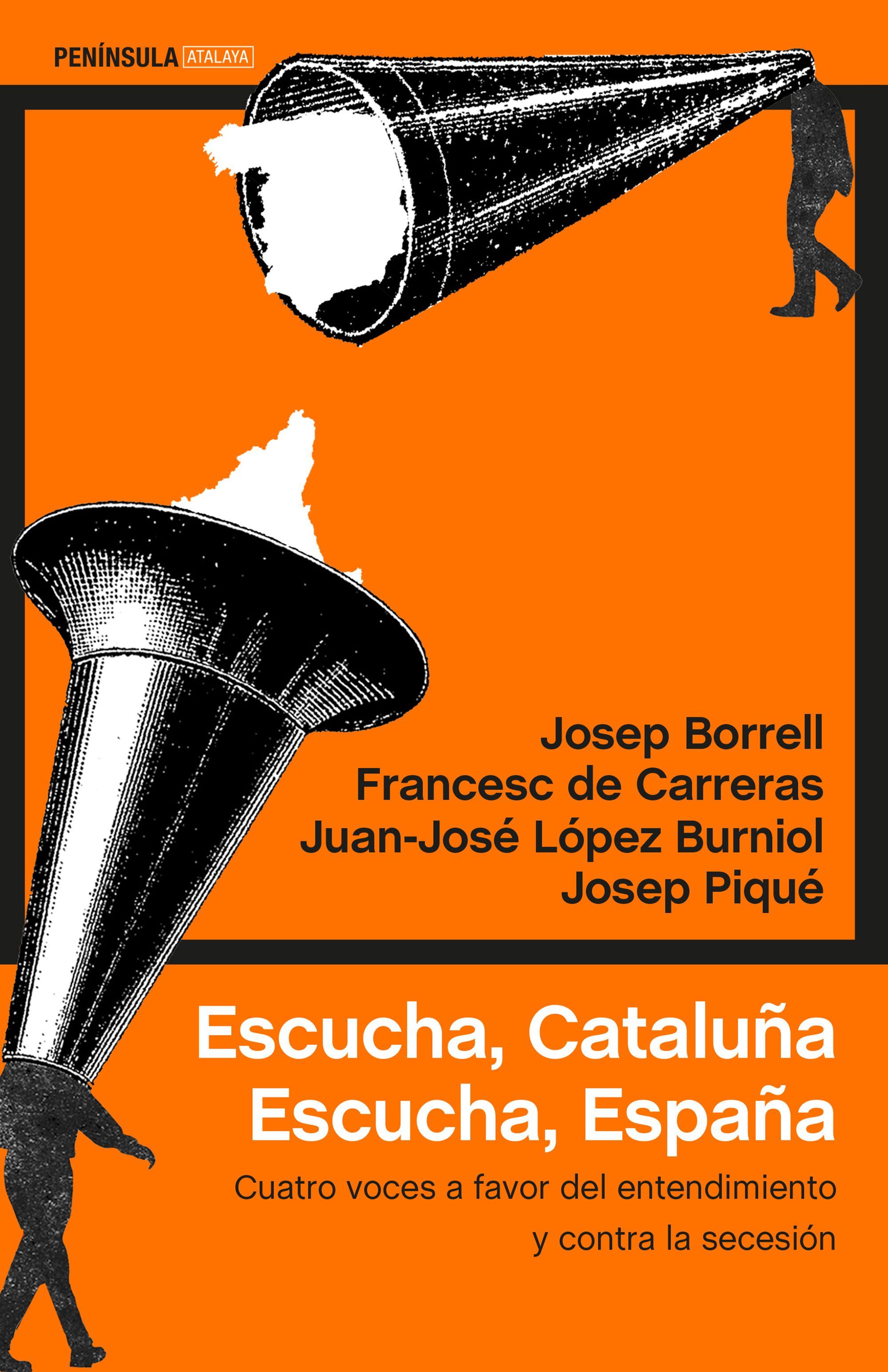 Cuatro libros para combatir el secesionismo