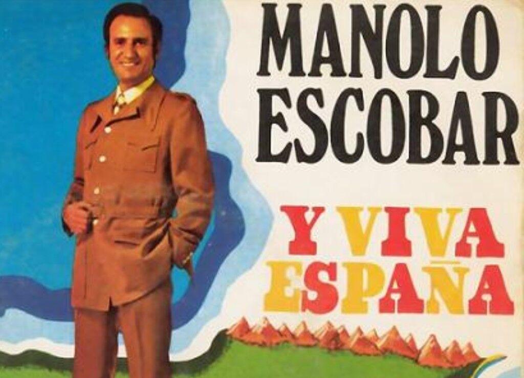 Manolo Escobar No Quería Grabar Y Viva España Libertad Digital Cultura
