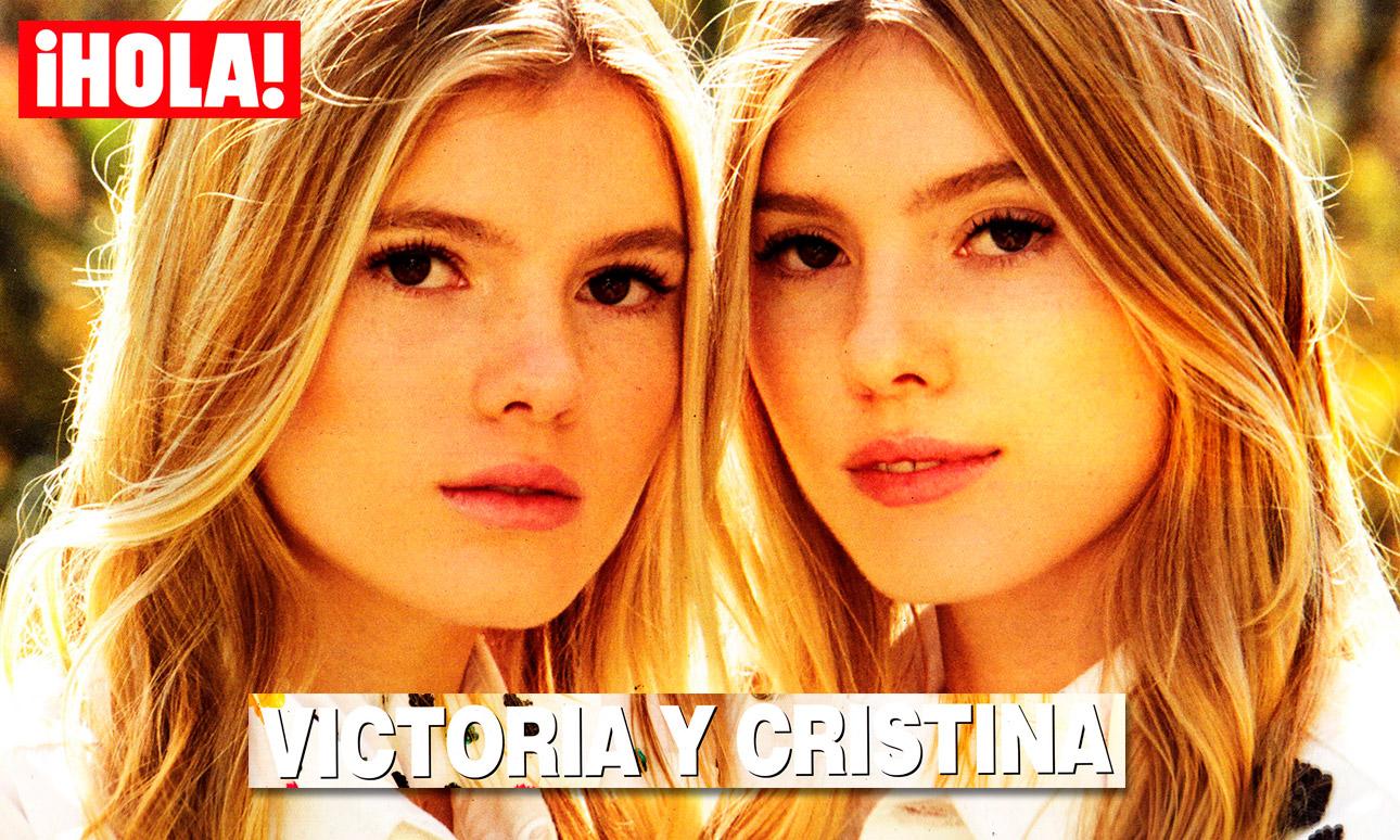 Liberal Chic >> Las gemelas de Julio Iglesias, de niñas a mujeres - Chic