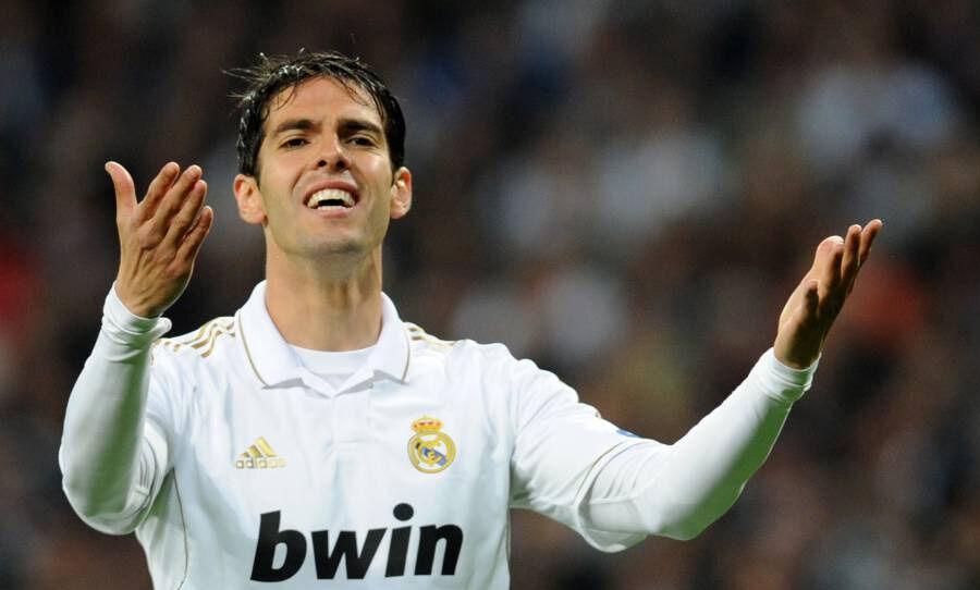 Kaká en el Real Madrid