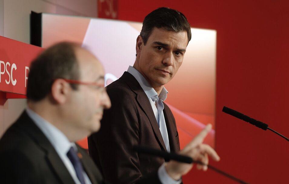 Iceta y Sánchez piden diez años para desespañolizar España