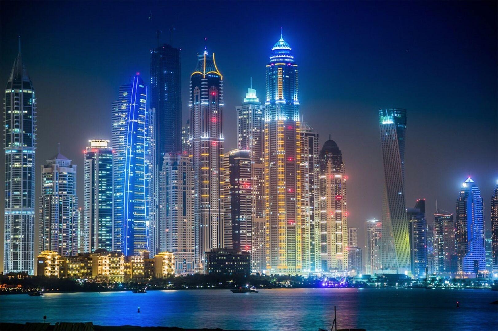 Dubai Quiere Construir El 25 De Los Nuevos Edificios Con