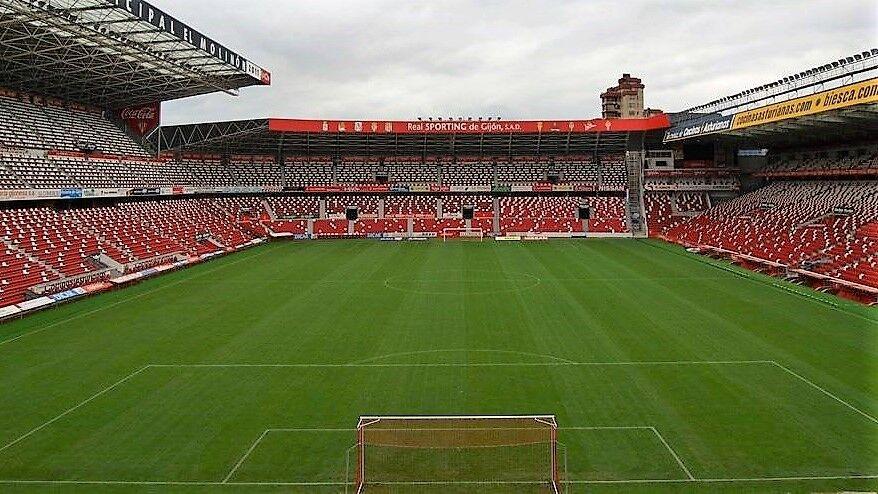 Gij n se vuelca con quini velatorio en el estadio y cambio de nombre de el molin n libertad - Estadio del sporting de gijon ...