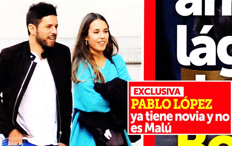 Pablo López Ignora A Malú Con Un Nuevo Y Jovencísimo Ligue Chic
