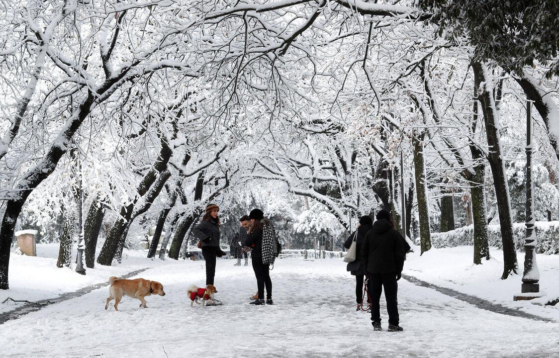 El clima de hoy donde tú vives - Página 6 Nevada-roma-vaticano-260218-10
