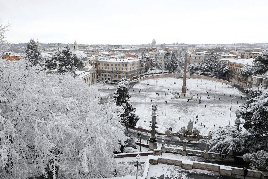 El clima de hoy donde tú vives - Página 6 Nevada-roma-vaticano-260218-5