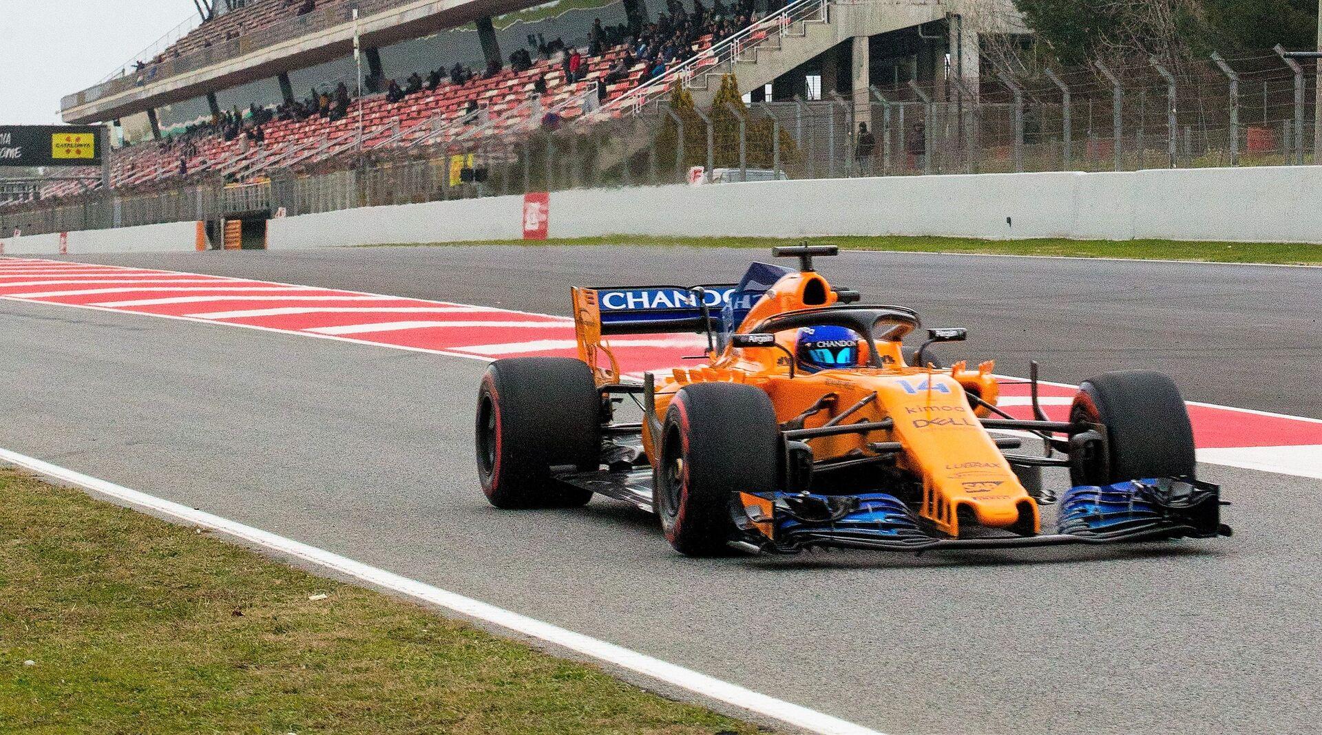 Circuito Fernando Alonso : Alonso se redime marcando el mejor tiempo de la sesión de tarde en