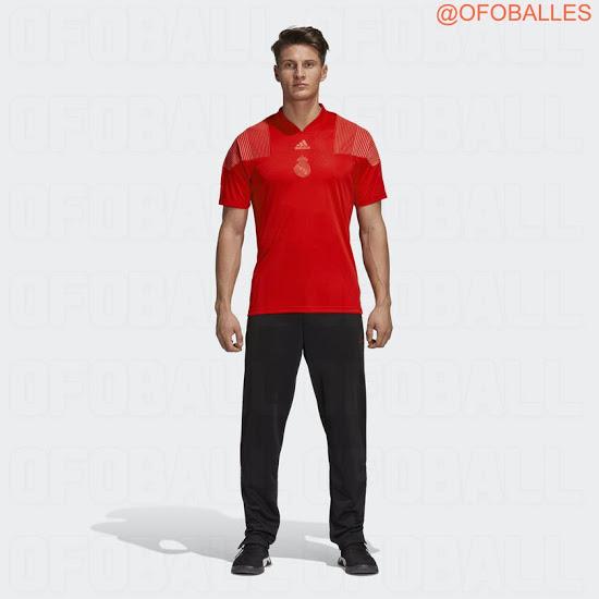 Vestirá de rojo el Real Madrid la temporada que viene - Libertad Digital 27499fca95425