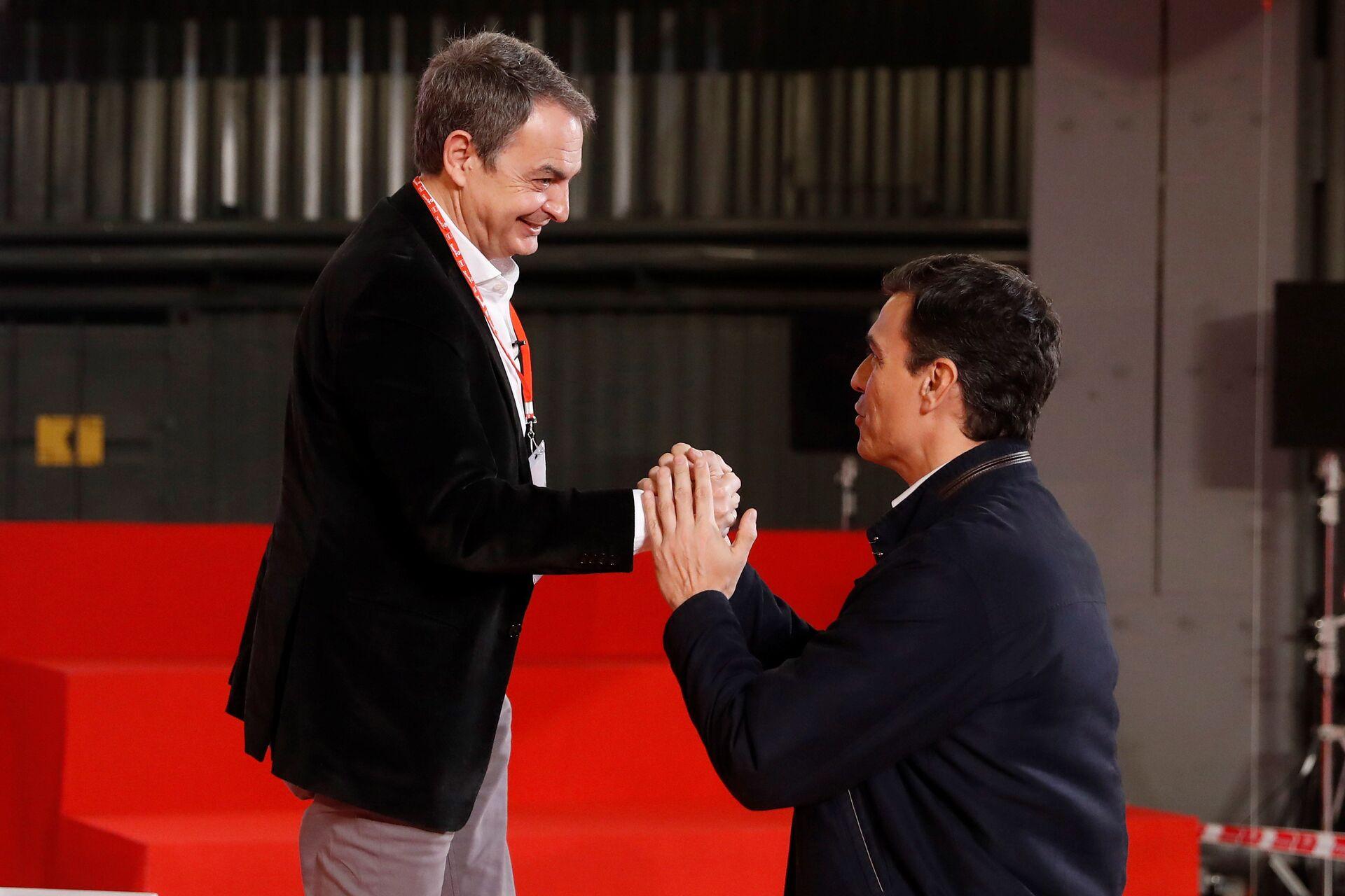 Zapatero en Bolivia o la diplomacia enmascarada de Falconetti y Pablenin - Federico Jiménez Losantos
