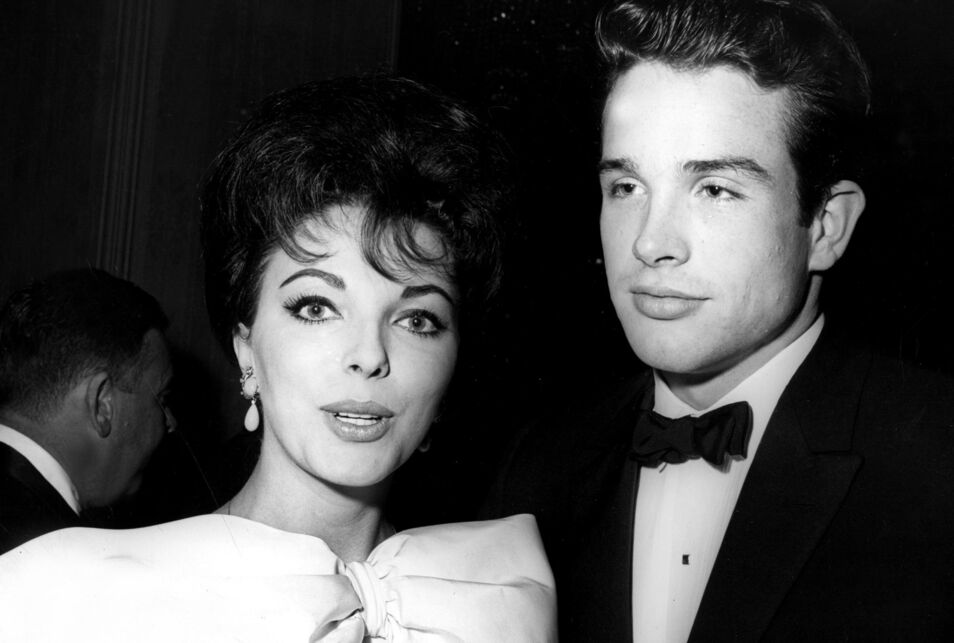 Warren Beatty, el mayor atleta sexual de la historia del cine Warren-beatty-joan-collins