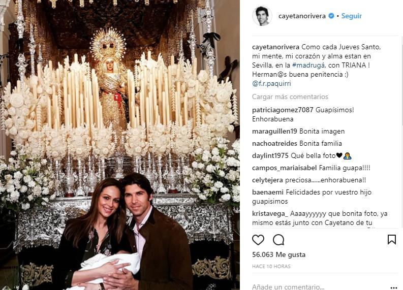 cayetano-rivera-eva-gonzalez-instagram-f