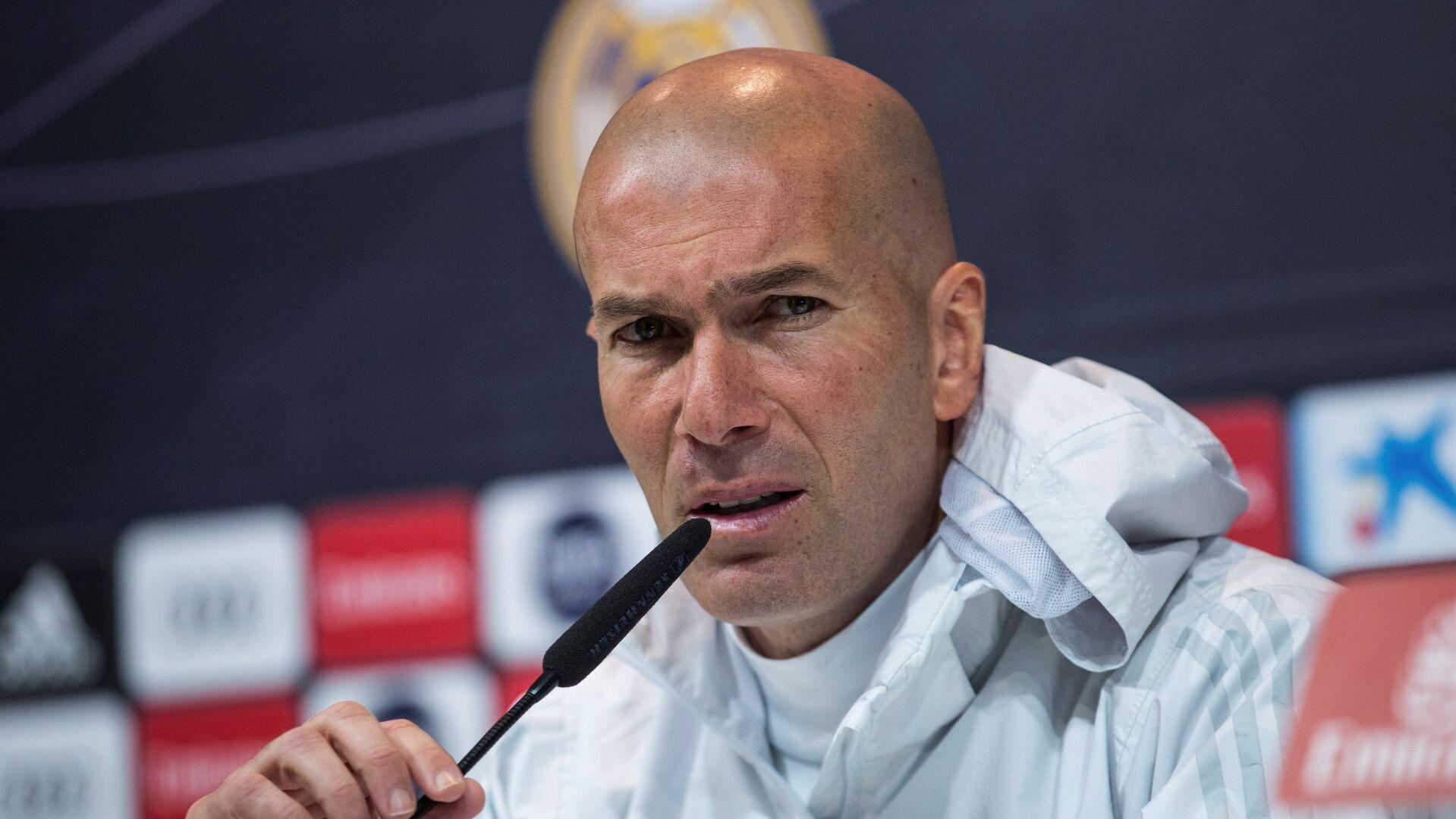 Zidane reserva a varios pesos pesados con vistas a la vuelta frente al Bayern