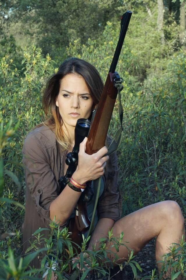5dfe95d827a Hablan las cazadoras acosadas por los animalistas: