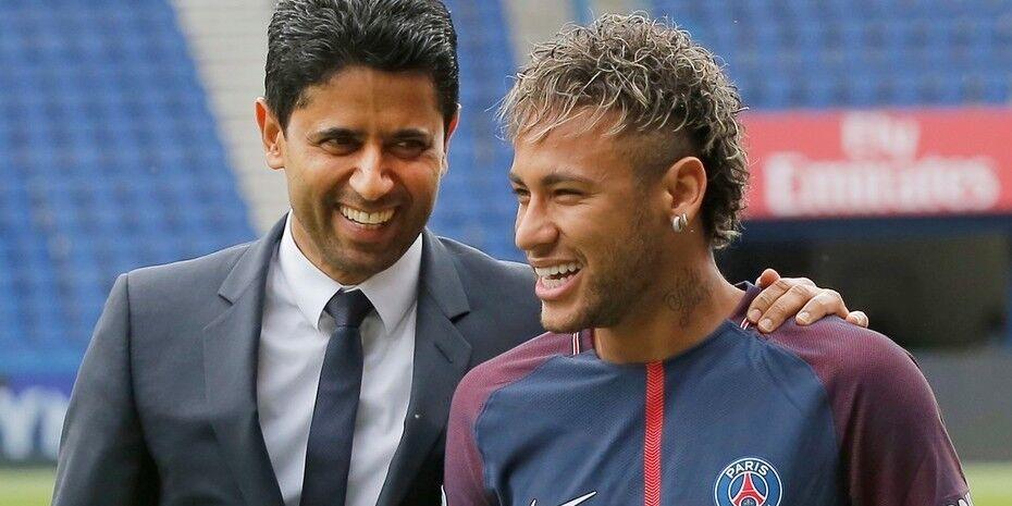 """Al Khelaifi contraataca: """"Neymar se va a quedar al 2000% en el PSG"""" - Libertad Digital"""