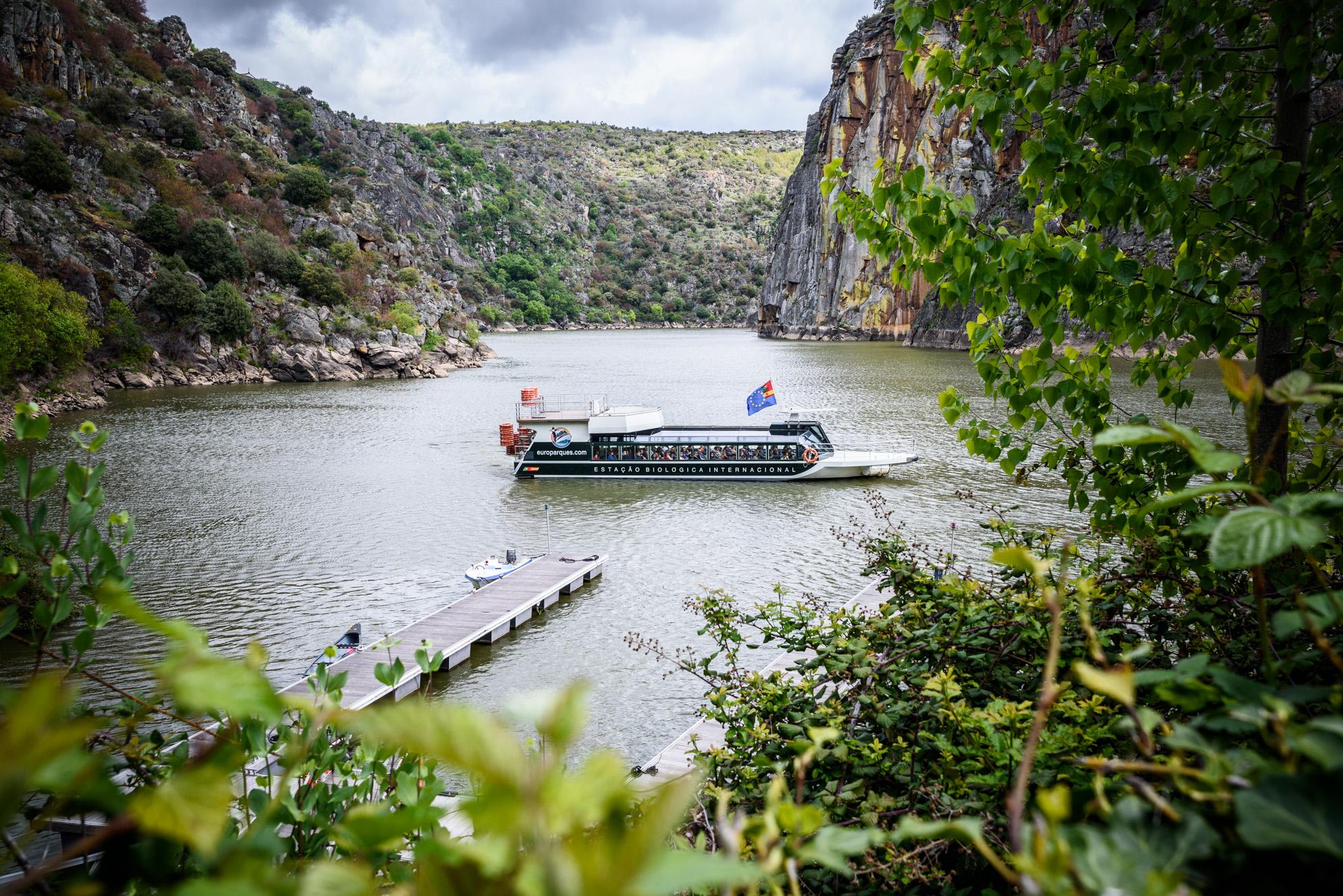 Arribes del Duero: remanso de paz y tranquilidad entre España y ...