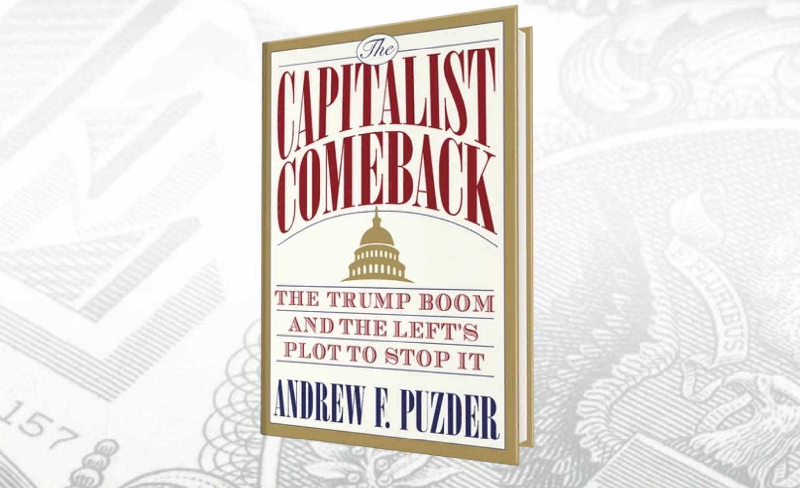 La Remontada Capitalista Así Es El Libro Económico Que