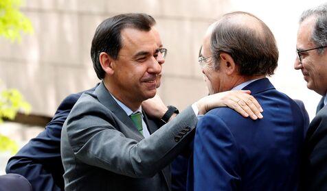 El pp despeja dudas y anuncia que casado estar en la for Direccion madrid espana