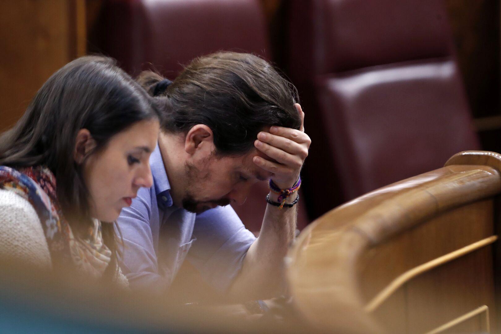 Cuánto Cobran Realmente Pablo Iglesias E Irene Montero Ingresarán Unos 12 000 Euros Al Mes Libre Mercado