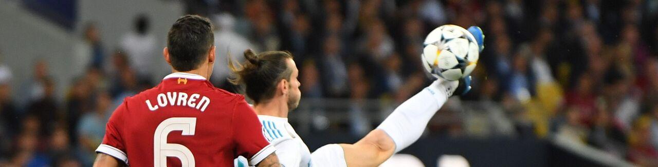 El proximo Sábado será adios Real Madrid Bale-chilena