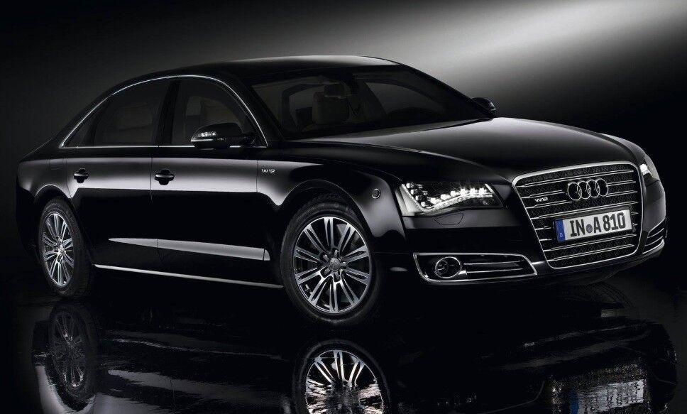Resultado de imagen de Audi A8 L Security
