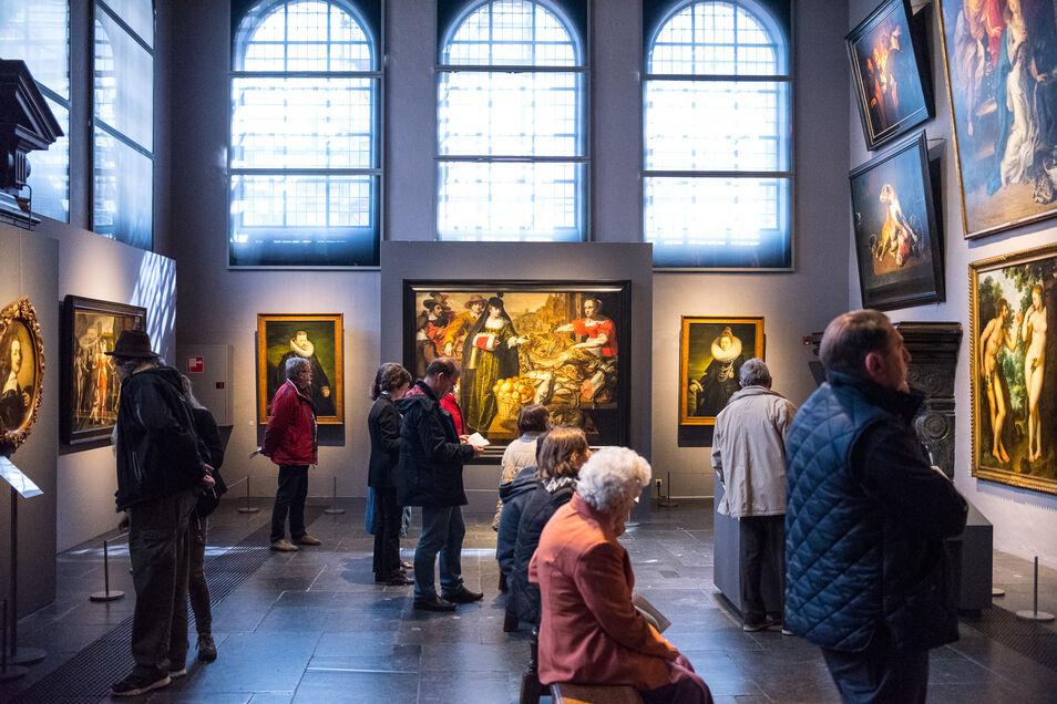 El refugio palaciego de Rubens y su arte