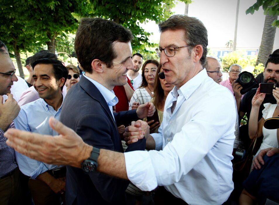 Pablo Casado, eres nuestra única esperanza Casado-feijoo-candidatura