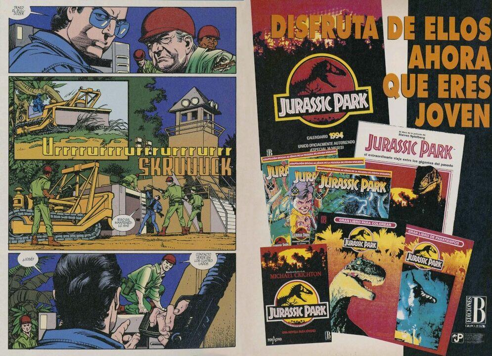 Portada - 25 años de \'Jurassic Park\': así cambió la dinomanía los 90 ...