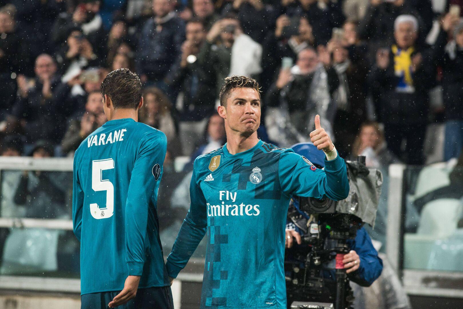 Cristiano Ronaldo ya es de la Juventus  el Real Madrid traspasa al ... d856a9b162e51