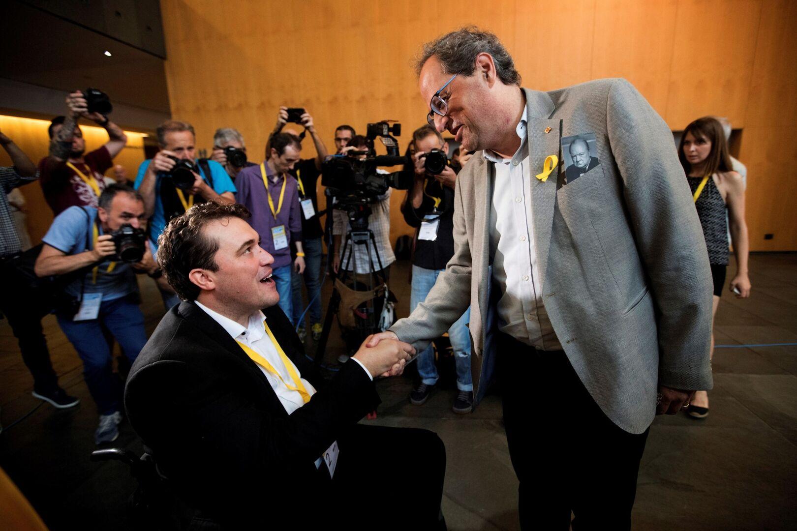 El presidente del PDeCAT acusa a ERC de copiar a Convergencia y abandonar el independentismo