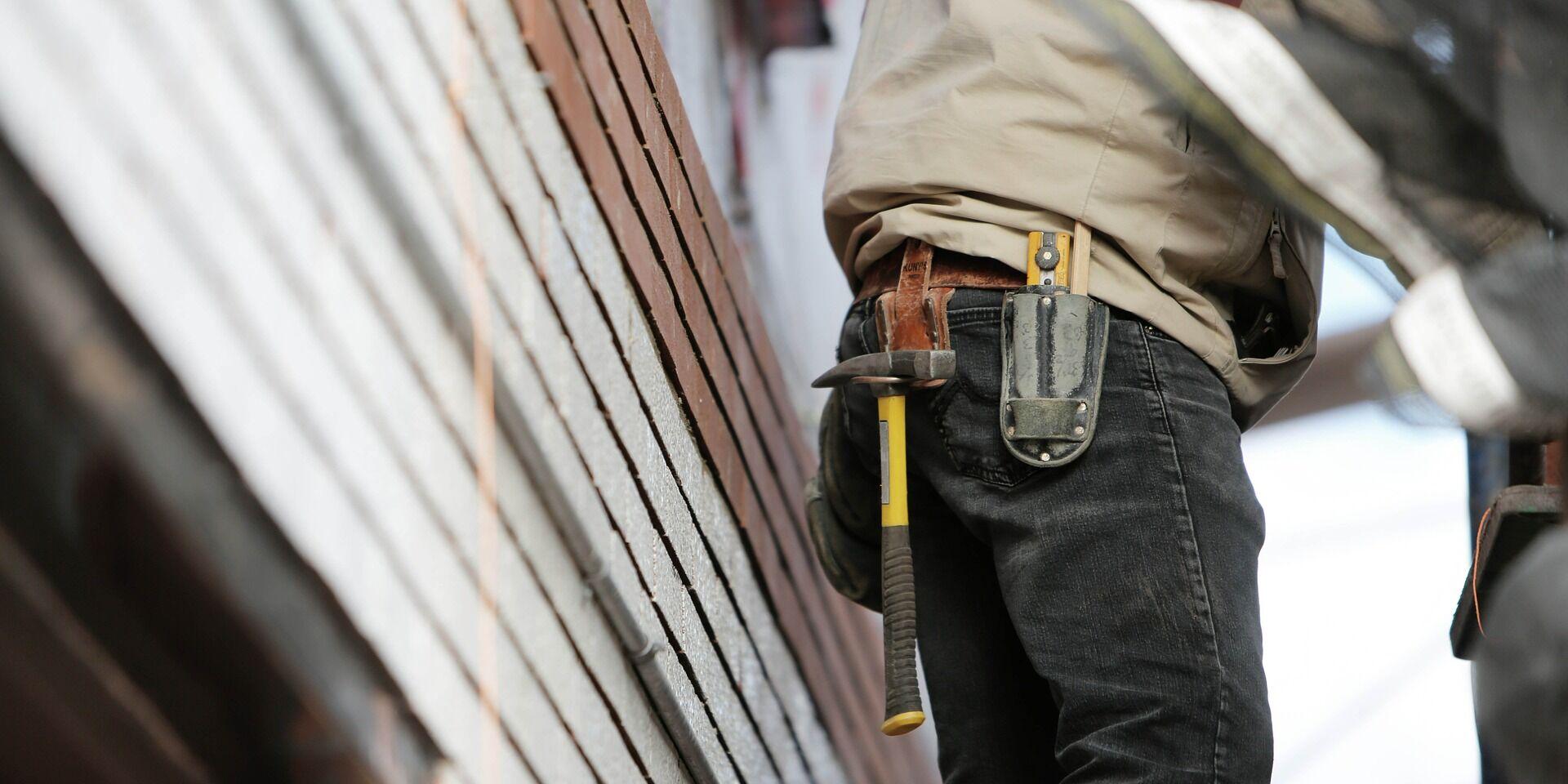 Colonos nosotros rodillo  Faltan empleados en la construcción: