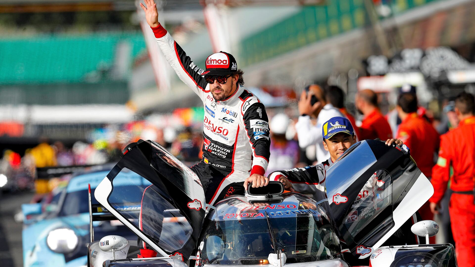 Fernando Alonso Gana Las 6 Horas De Silverstone Libertad