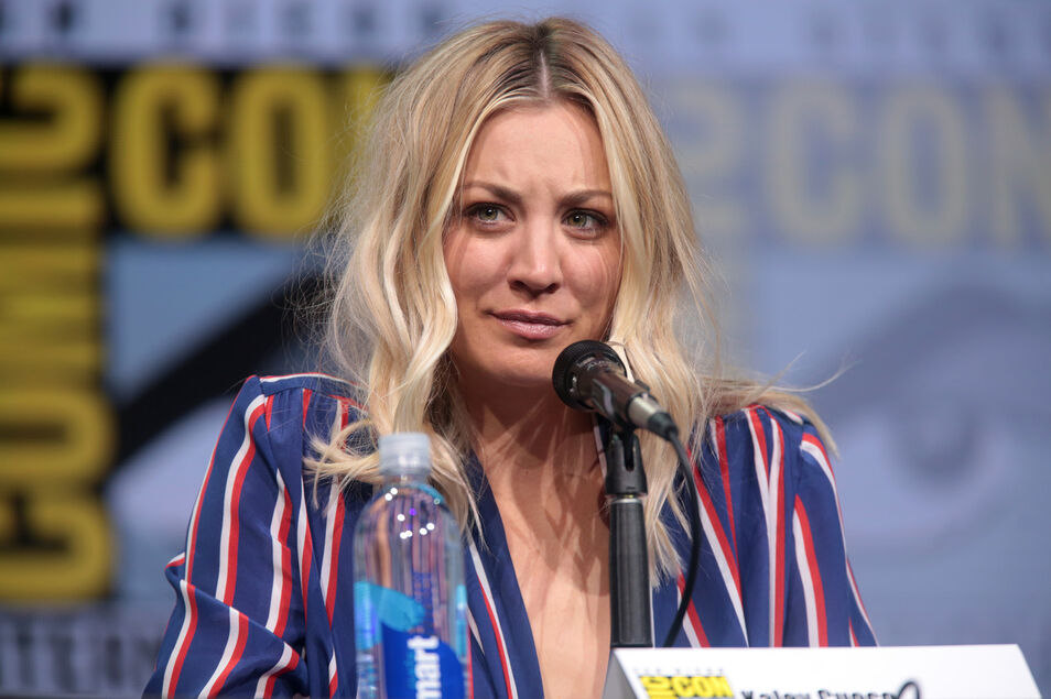 Big Bang Theory, ni innovadora ni terrible Kaley-cuoco